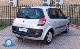 Renault Scenic ll 1.9 DCI