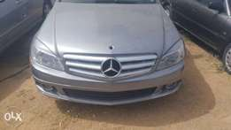 Super clean tokumbo c300 Mercedes benz 2008 model