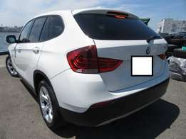 BMW X1 2010/7 fresh import in mint conditions