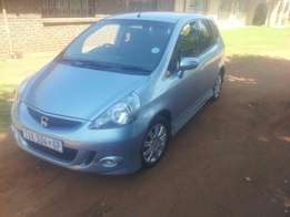 2006 Honda Jazz 1.5 V Tec Manual