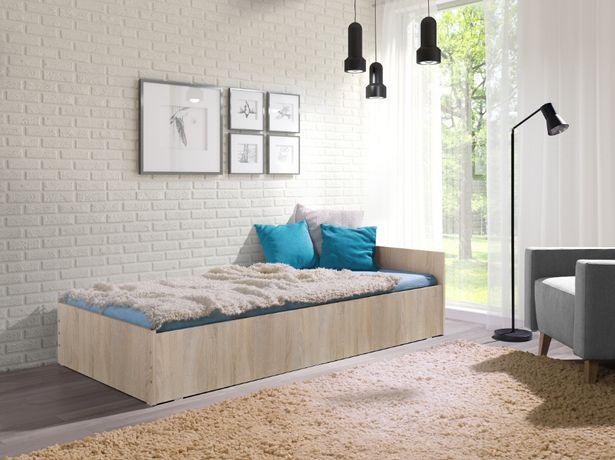 łóżko Młodzieżowe Nowe Z Materacem W Super Cenie Producent
