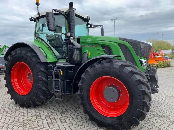Fendt 936 Vario Profi-plus S4 - 2018