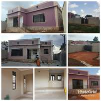 X3 houses kyanja for sale separated