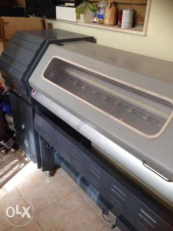Large Format Plotter 3.2 Meters 6 Heads شويخ الصناعية -  4