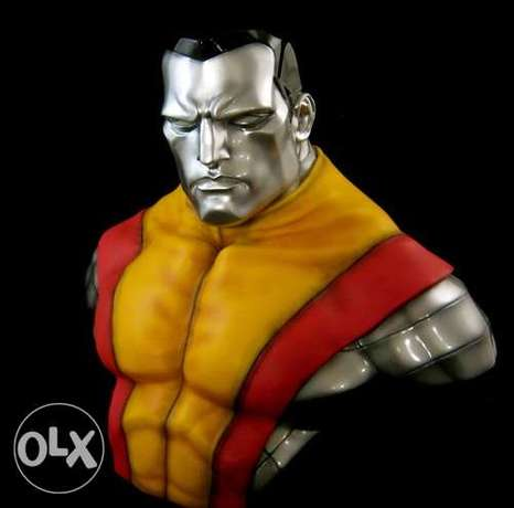 Marvel Colossus Sideshow bust