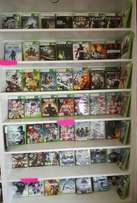 Xbox 360 Games A- M: Assassin's Creed IV Black Flag, Grand Theft Auto
