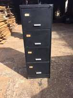 4 Drawer Metal Filing Cabinet Imported