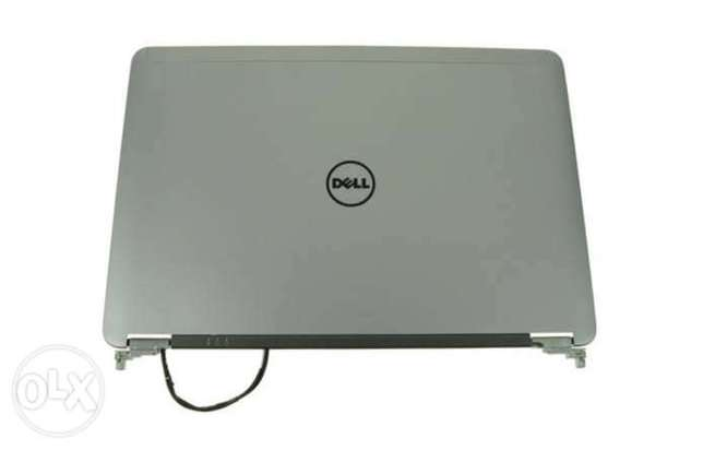 Dell Latitude E6440 Lcd Back Cover Lid & Hinges