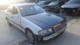 Mercedes-Benz w202 breaking for spares
