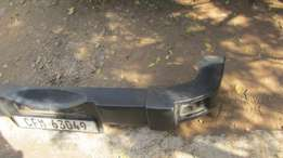 2014 Jeep Wrangler Rear Bumper Black For Sale