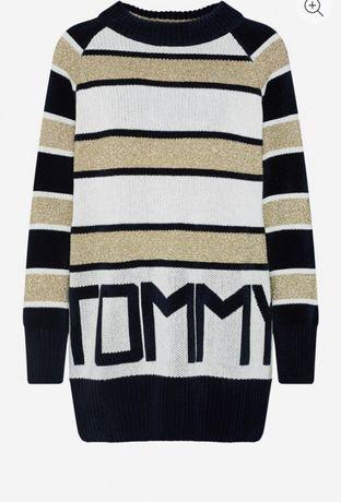 0939c3ef39376 Tommy Hilfiger sweter nowa kolekcja pinko calvin klein S Poznań - image 1
