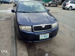 Perfectly used scoda fabia 09 buy n travel tincan cleared