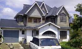 5 bedroom house for sale in Shiners girls Nakuru