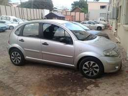 2007 Citroen C3 Hatchback, 1.6 Engine R 45000 Slightly Neg