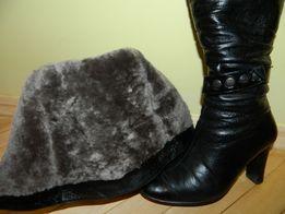 Чоботи Зимові Шкіряні - Жіноче взуття в Львів - OLX.ua 7d58bb743e44d