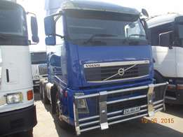 a neat and well serviced volvo fh 400 horse for sale