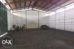 Plots Of Land With A Warehouse Properly Fenced