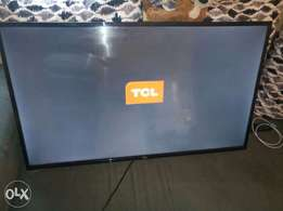 43 inch TCL smart Digtal TVs [Free Home Delivery]