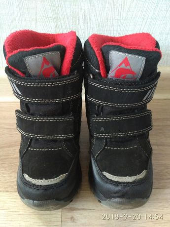 f2d95d860c7000 Зимние сапожки B&G 24 размер.: 350 грн. - Дитяче взуття Рубіжне на Olx