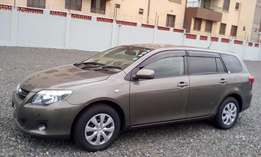 Buy This Brown Fielder, 1500cc, 32,000km, HID Zenon lights, High Specs