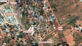 Nyasaka 900sqm near school shops market petrol - make offa