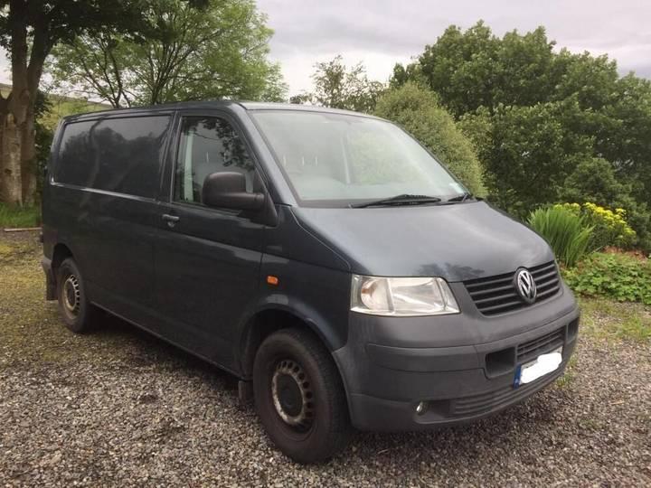 Volkswagen Transporter - 2007