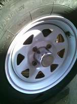 Toyota avanza mags and tyres 14 inch,114pcd