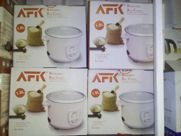 AFK Rice Cooker, ex UK Roysambu - image 2