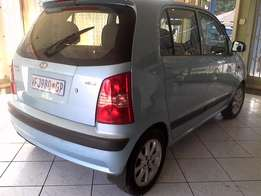 2007 Hyundai Atos GLS 1.1, Automotic