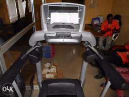 Treadmill - Brand New T40 Touch by Vision Fitness - MP3 player - 3HP