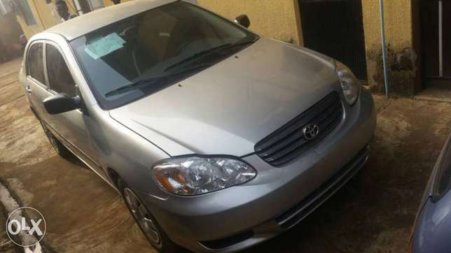 Very neat Lagos cleared Toyota Corolla for sale Abule Egba - image 3