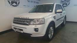 2012 Land Rover Freelander Ii 2.2 Sd4 Se A/t for sale