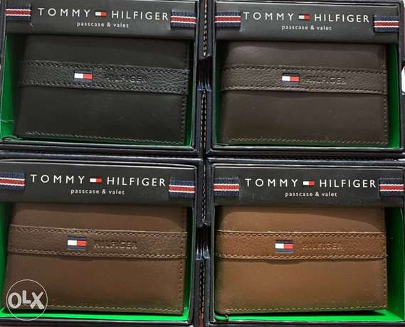 tommy hilfiger original wallets from USA