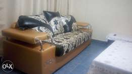 4 bedroomed Furnished apartment