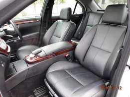 Mercedes Benz S350 Sunroof Leather 2008 Model