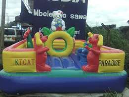 New attractive bouncing castle