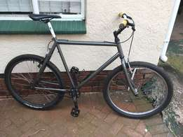 """26"""" Single Speed Bicycle"""
