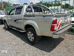 Toyota hilux automatic