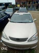 Foreign used Toyota camry, 2004 model.