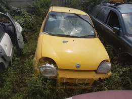 Fiat Sciento Stripping for Spares