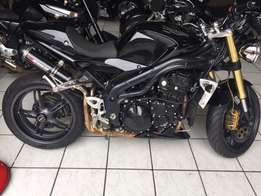 Triumph Speed Triple on special