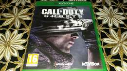 Xbox One COD Ghosts