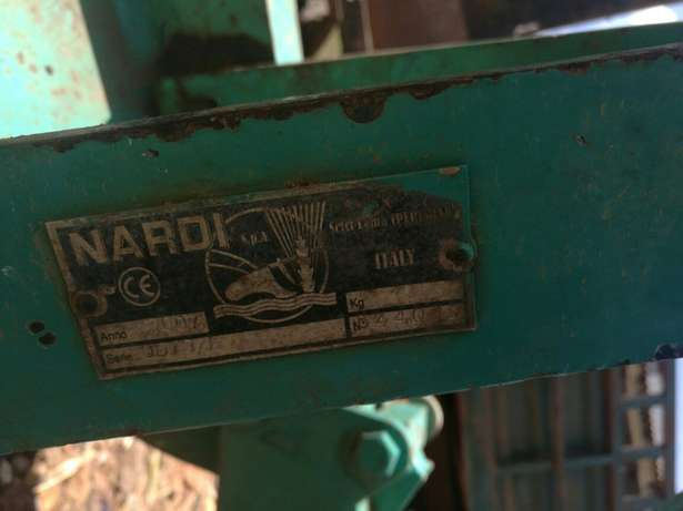 4 Disc nardi Plough Eldoret East - image 3