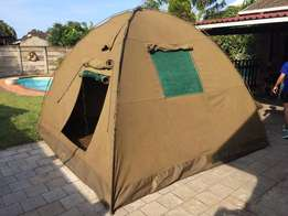 3m x 3m Bow tent for sale.