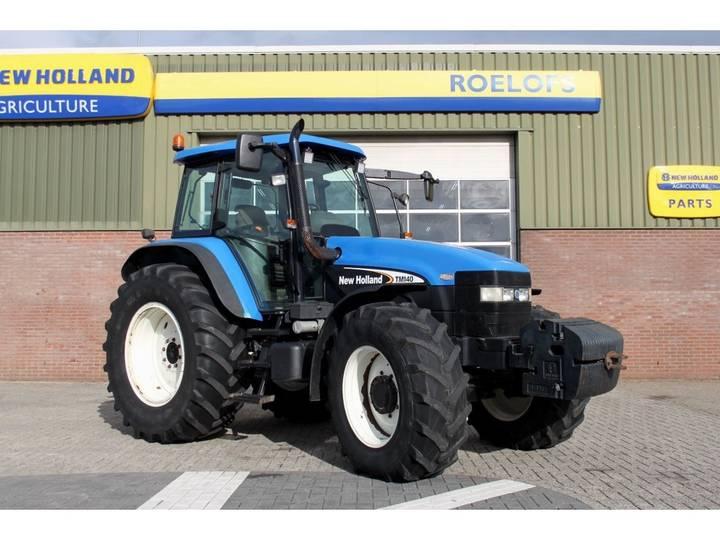 New Holland TM140 - 2002