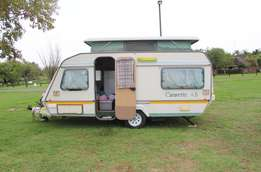 92 Gypsey Caravette 6B for sale
