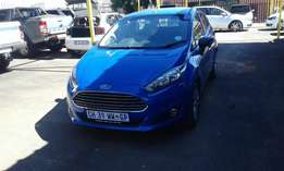 2013 Model Ford Fiesta 1.4 ambient manual