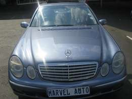 2006 Mercedes-benz E200 a/c Kompressor For R100,000