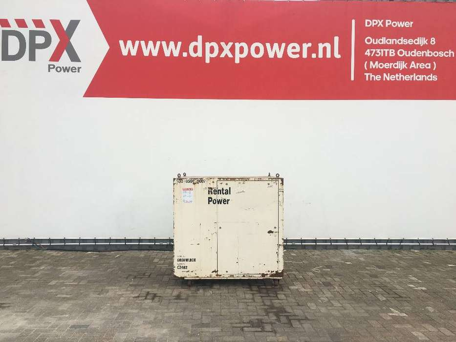 Crestchic 600kW Resistive Load bank - DPX-11766 - 1999