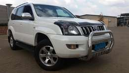 2008 Toyota Prado 4.0 V6 Auto 4X4 7 Seater in Great condition R169900